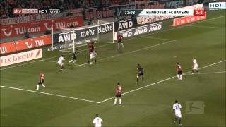 Best Saves by Ron-Robert Zieler, BuLi Season 11-12, part 1/2