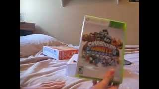 Unboxing Skylanders Giants Portal Owner