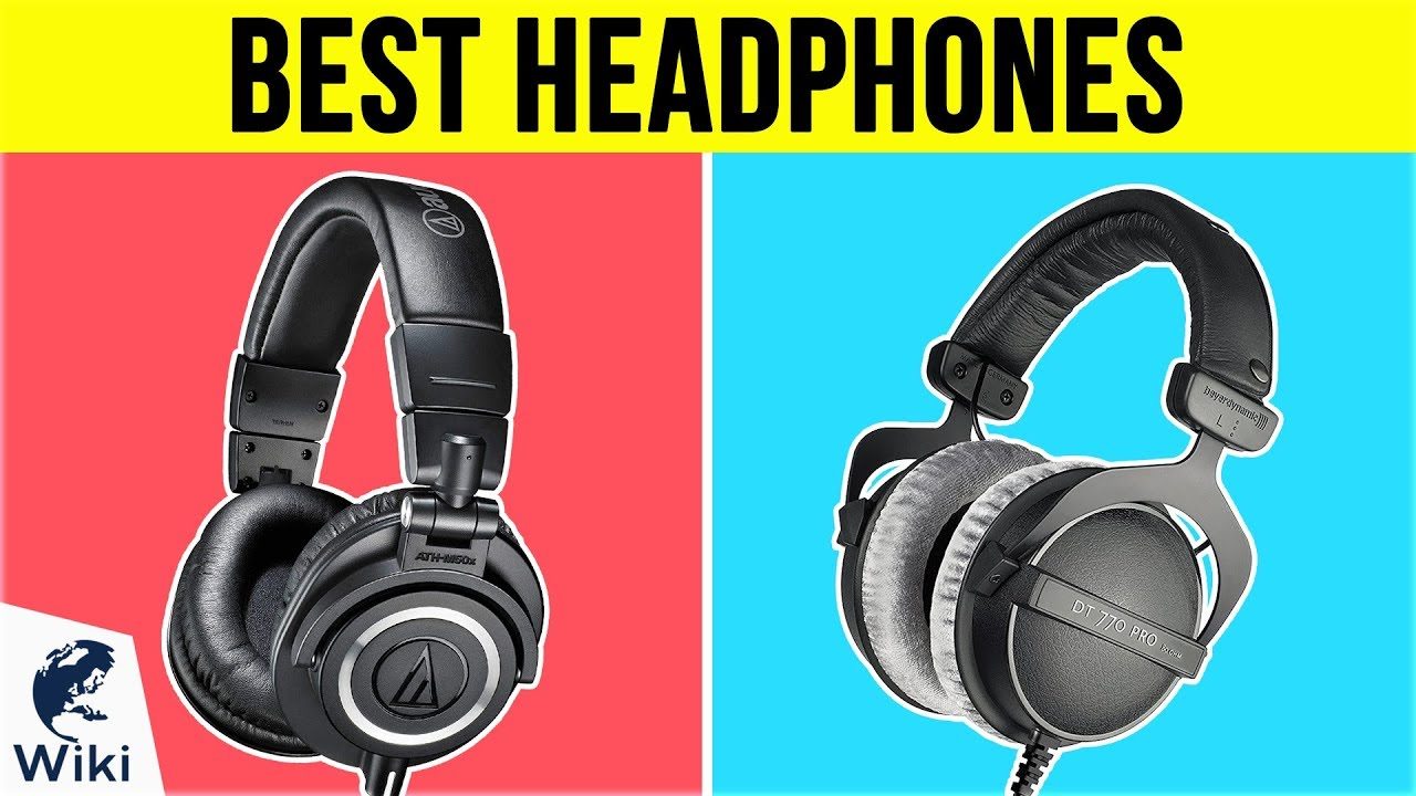 e28a53c775b Top 10 Headphones of 2019 | Video Review