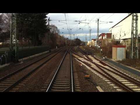 HD720cam - Führerstandsmitfahrt - Linz - Königswinter - Bonn Beuel - Troisdorf