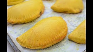 Jamaican Meat Pie | Jamaican Beef Patties | Chef Lola's Kitchen