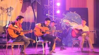 [Gblue - Guitar từ thiện] Hòa tấu - Việt Johan