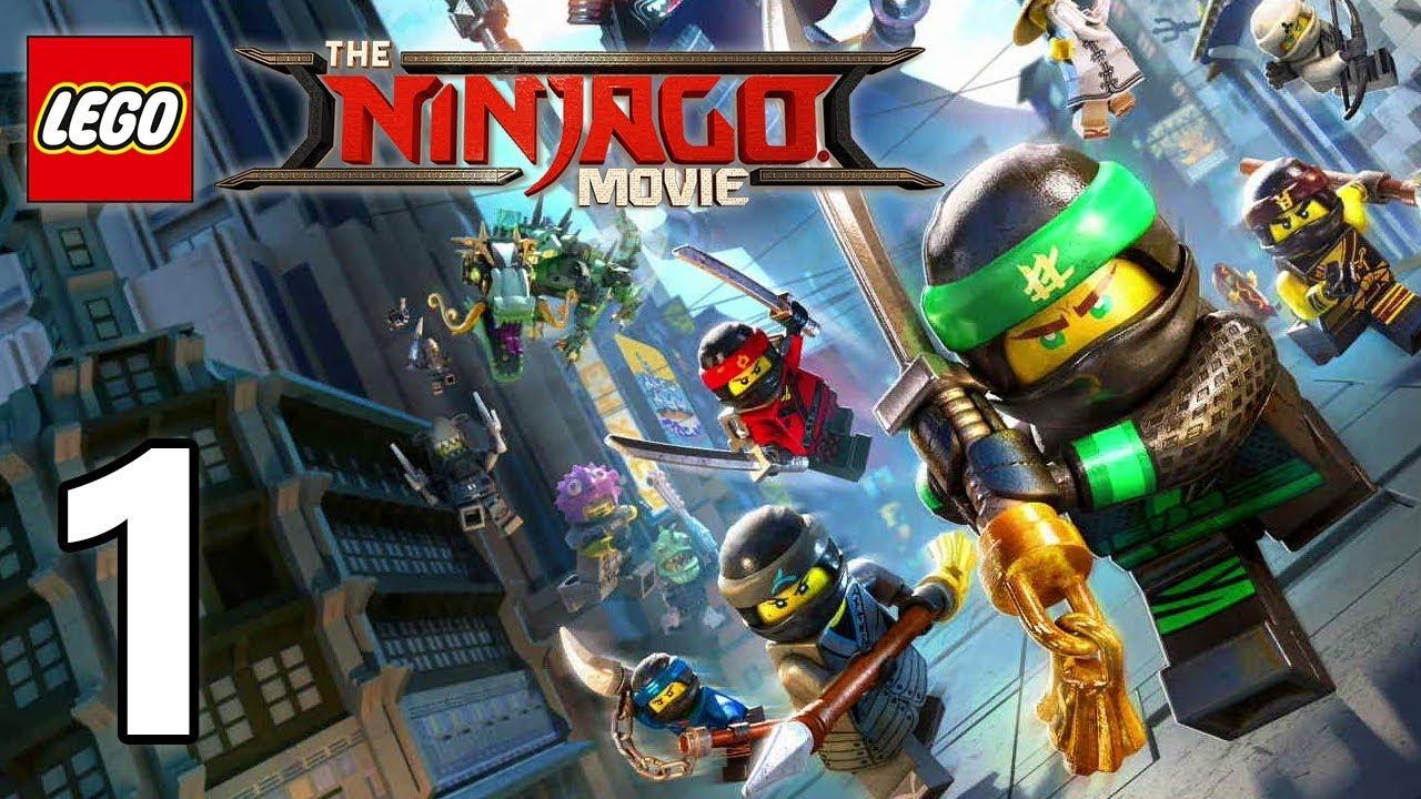 Lego Ninjago Le Film Le Jeu Vidéo Fr 1