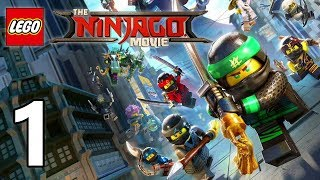 LEGO NINJAGO LE FILM - Le Jeu Vidéo FR #1