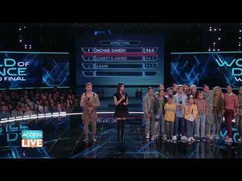 Access Live - The Lab World of Dance Season 2 Winners
