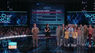 Access Live - The Lab World of Dance Season 2 Winners
