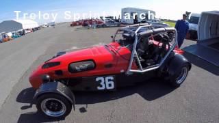 Fodey Westfield Sport 2000S - Treloy Sprint March 2017