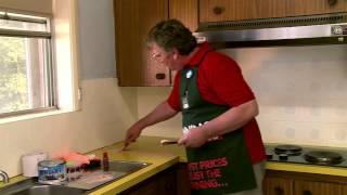 How To Repair A Laminate Benchtop - Diy At Bunnings