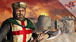 Stronghold Crusader Extreme - Mission 14 | Spider Island (Extreme Trail)