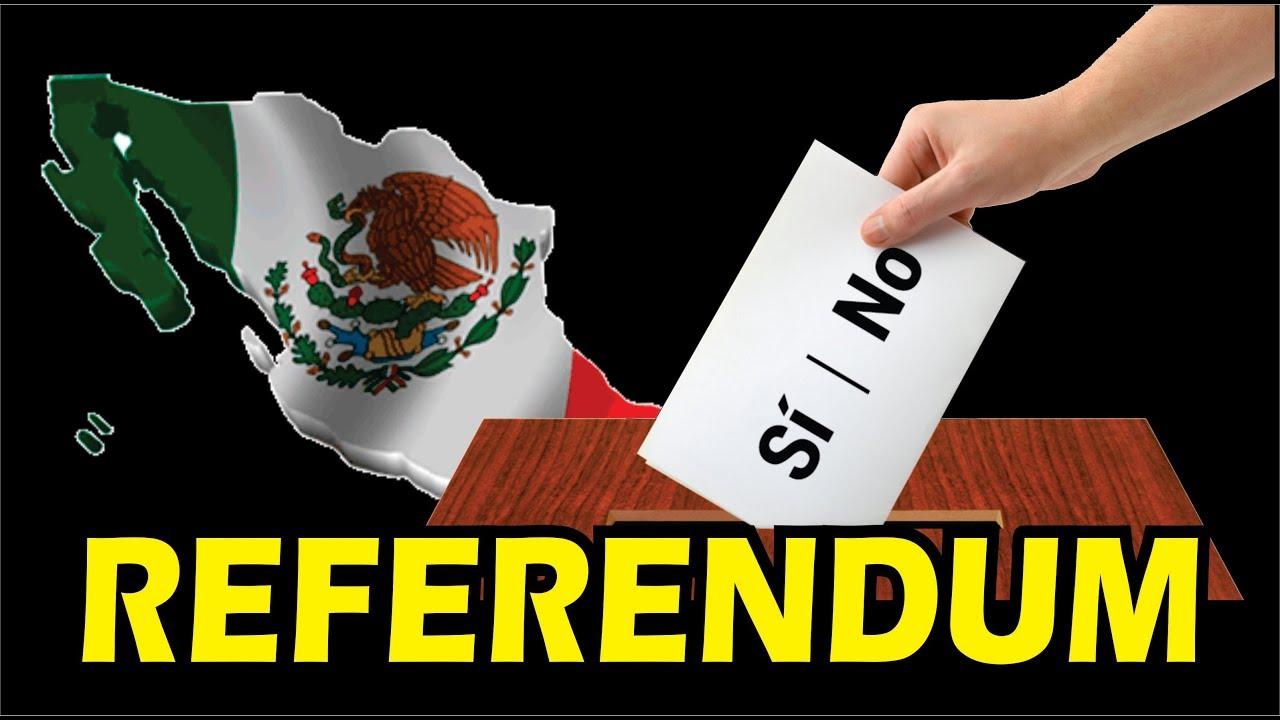 Referéndum , La Alternativa para que México Sea una Potencia Mundial -  YouTube