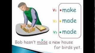 основные неправильные глаголы