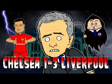 Chelsea 1-3 Liverpool – Thriller Parody (Goals Highlights Coutinho 2015 Halloween Song)