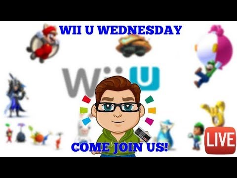 Captain Toad! Wii U Wednesday! Exploring our way to 1K!
