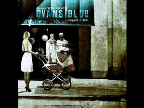 Evans Blue - Over (piano) (very rare)