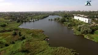 Пруды вдоль речки Немышля