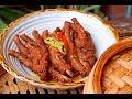 Chicken Feet, Dim Sum style - How to Make Authentic Restaurant-style Chicken Feet (紫金凤爪)