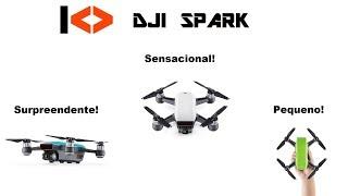 DJI Spark - Modos de voo e funcionalidades