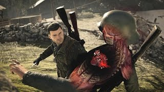 Sniper Elite 4 - Team Distance King - Multiplayer Gameplay (PC HD) [1080p60FPS]