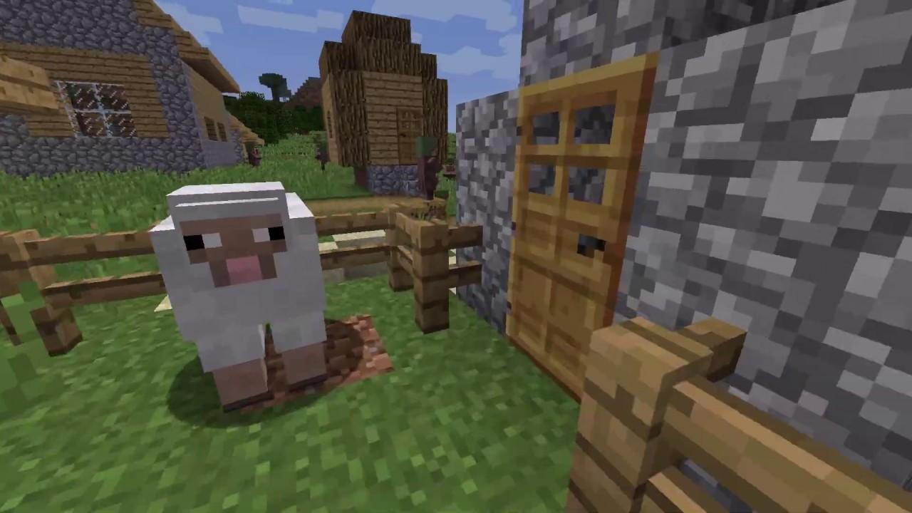 Выживание в мире Лаен. Игра для детей Minecraft. - YouTube