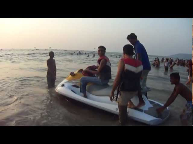 MASTI ON GOA BEACH, BAD BOYS Travel Video