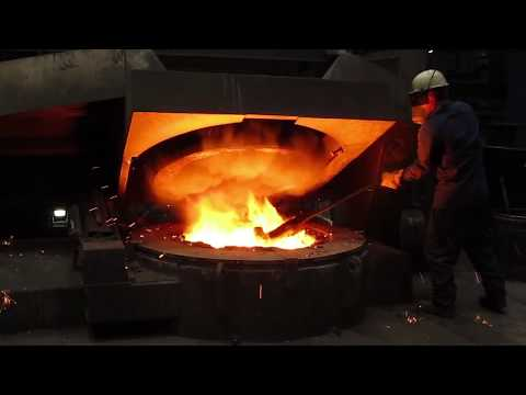 Rock Fall Vulcan Foundry Safety Boots | CMF | William Lee | 1500°C+ Degree Foundry Dunk