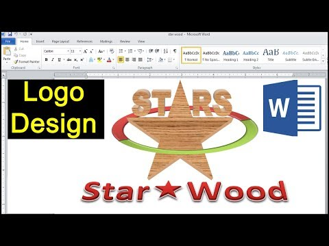 How to make a design in microsoft word 2020