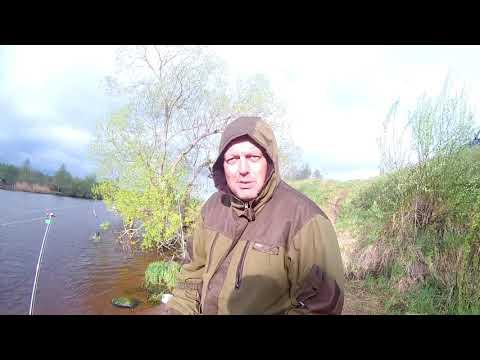 Рыбалка в Новой Ладоге Май 2019