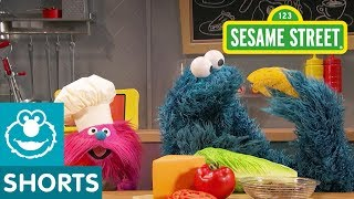 Sesame Street: Taco Shells | Cookie Monster's Foodie Truck