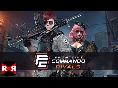Frontline Commando: Rivals (By Glu Games) - iOS / Android - Gameplay Video