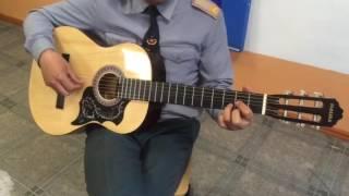 Акмаралым гитарада Мейрамбек Бесбаев