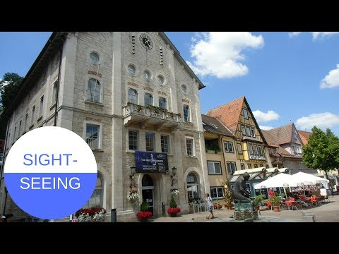 SIGHTSEEING In Heidenheim An Der Brenz In GERMANY