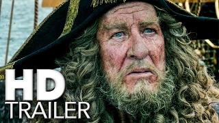 pirates of the caribbean 5 salazars rache   super bowl trailer deutsch german   hd 2017