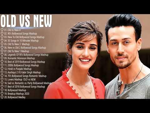 old-vs-new-bollywood-mashup-songs- -90's-bollywood-songs-mashup- -romantic-hindi-mashup-songs-2020