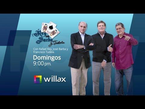 Rey con Barba y Tudela: Más impuestos en el país. Foronda y el #LUM - MAY 20 - 1/4 | Willax