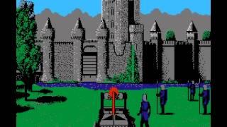 NES Longplay [343] Defender of the Crown