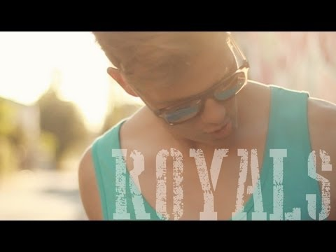 Royals - Lorde Tyler Ward Cover - Grammys -  Cover
