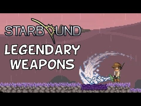 Starbound Items