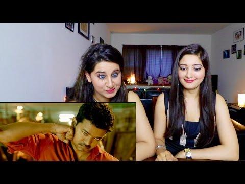 KATHTHI TRAILER | VIJAY, SAMANTHA | BHAV & SIM