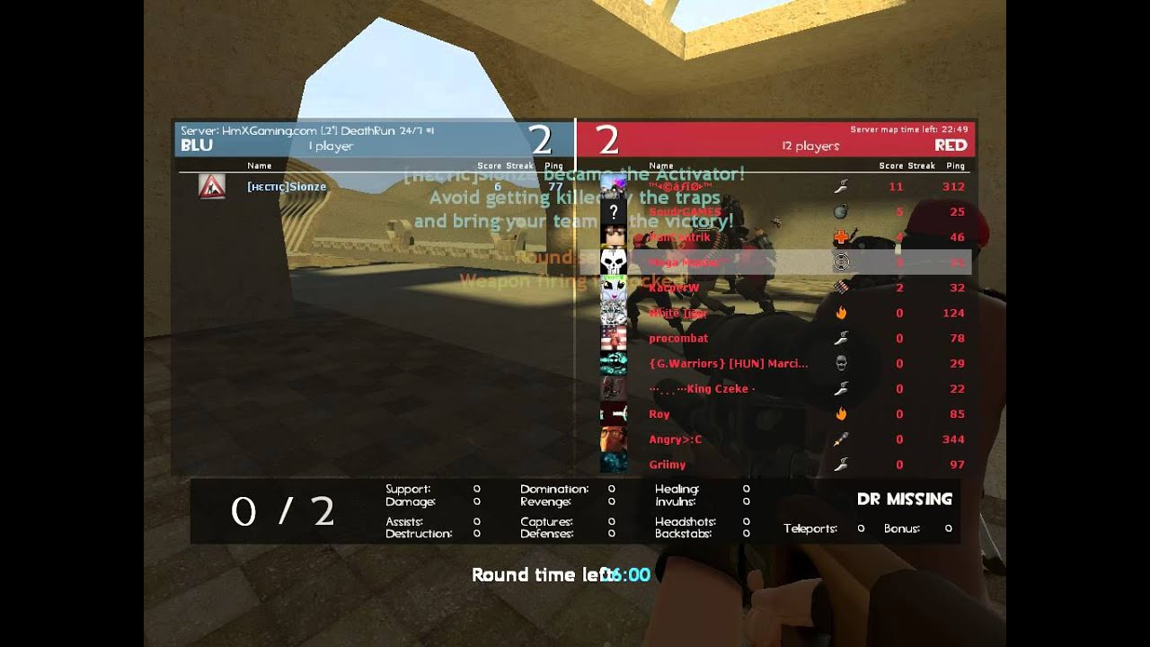 from Aidan tf2 matchmaking ping command