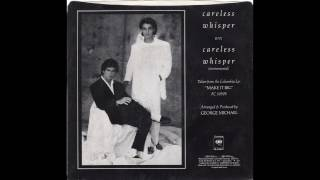 "Wham – ""Careless Whisper"" (instrumental) (Columbia) 1984"