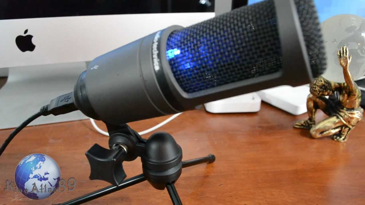 audio technica at2020 unboxing test youtube. Black Bedroom Furniture Sets. Home Design Ideas
