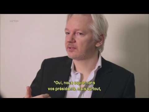 ARTE Reportage Arte : Julian Assange & la France
