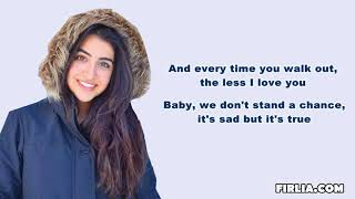 Luciana Zogbi Too Good At Goodbyes Lyric Sam Smith Cover