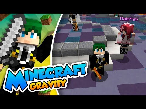 ¡No se atreven! - Minecraft minijuegos (Gravity) con @Naishys