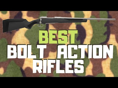 Best Bolt Action Rifle [2020] | Top 8 Bolt Action Rifles For The Money
