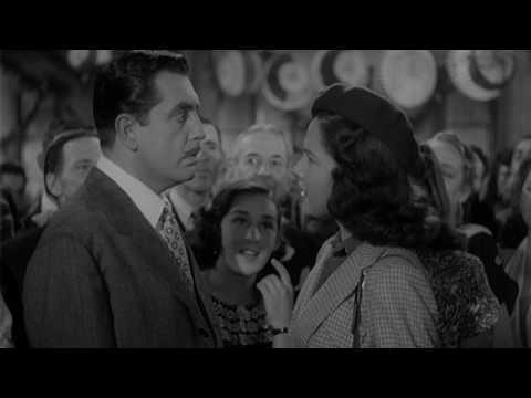 Mi Mujer no Es Mía (1951) Alicia Caro y Luis Aldás  | Tele N