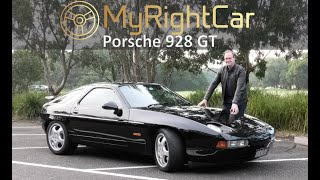 1990 Porsche 928 GT Full Review | A rare and appreciating classic! Get one if you can!