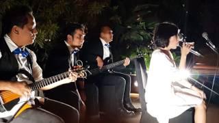 band akustik bisa untuk berbagai acara / resepsi pernikahan,/ ultah / gathering dll