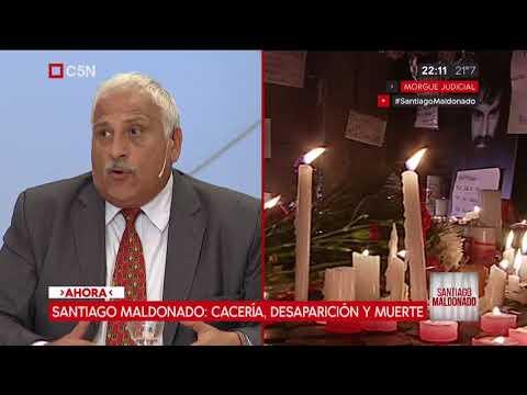 Minuto Uno: Programa 20/10/2017: Santiago Maldonado (parte 2)