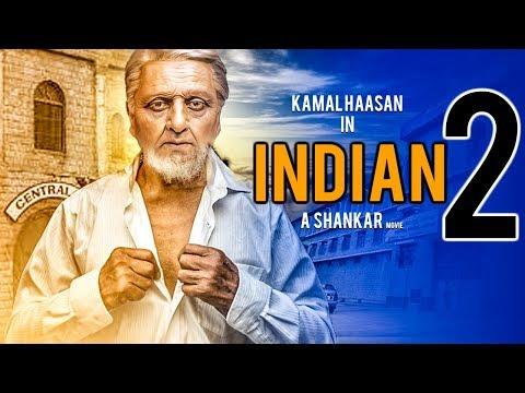 INDIAN 2 : Ajith's writer joins Kamal   Shankar   Latest Tamil Cinema News
